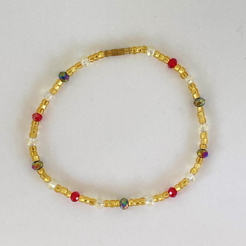 Luminescence Anklet