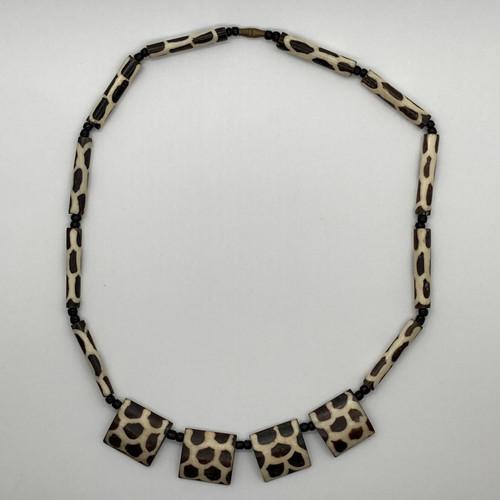 Leopard Spots Necklace
