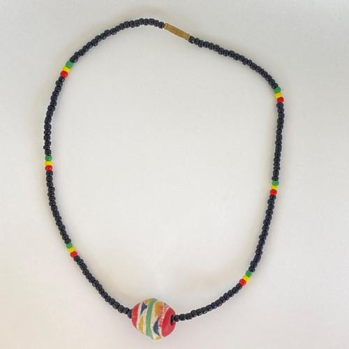 Ghana Love Necklace