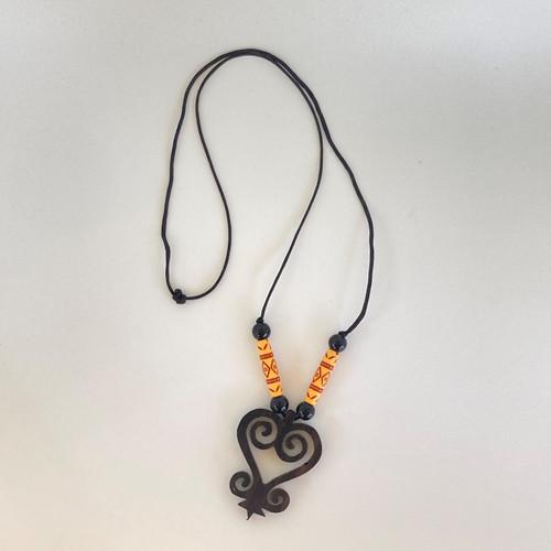 Heart of Sankofa Necklace
