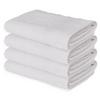 24x48 White Economy Bath Towel - 60 per case