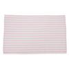 Low Lint Red Stripe Glass Towel - 100 Per case