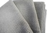 Microfiber Towel | Honeycomb Weave | Grey | 16 x 16 | 50 per case