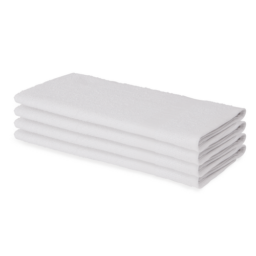 Bulk Hand Towels | 144 Per Case | Economy Series | White 15x25