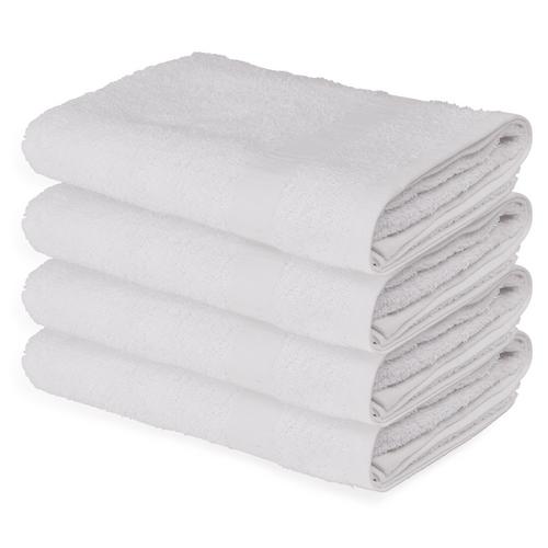 22x44 White Economy Bath Towel - 60 per case