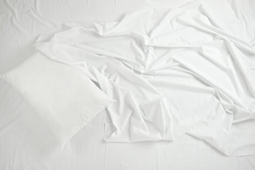 T180 White Flat Sheet | 24 per case