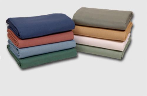 76x110 Ribcord Bedspread   12 per case