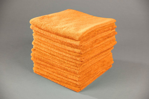 Microfiber Terry Towels | Multiple Colors Available | 100 Per Case