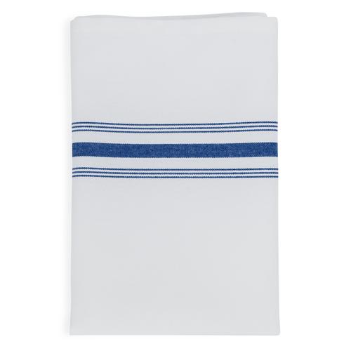 18 x 22 Blue Stripe Bistro Napkin | 100 per case