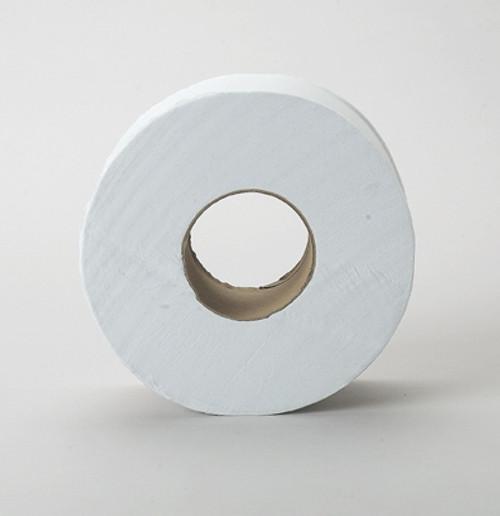 1000' 2 ply Jumbo Roll Tissue 12 rolls/case