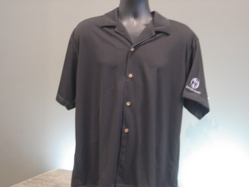 Camp Shirt Black