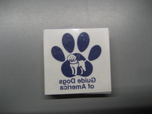 Guide Dog Tattoo