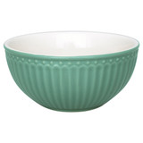 Alice Bowl Dusty Green