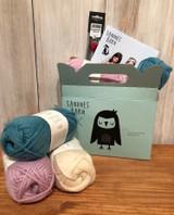 Knitting Kit, Beginner kit kids