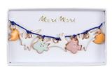 Bunny Enamel Bracelet from Meri Meri