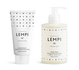 Hand wash and hand cream gift set, Lempi from SKANDINAVISK