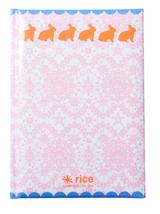 Notebook, Rabbit, A5