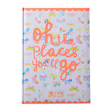 Oh The Places You Go , Notebook