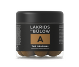 Lakrids by Bulow, Licorice A, Chocolate covered licorice from Denmark