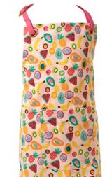 Kids Apron, Tuttifrutti danish design