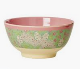 Small Melamine Bowl, Butterfly print