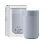 Porter Mug, 16 oz, slate grey