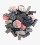 Licorice mix, Swedish candy