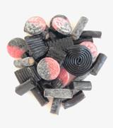 Licorice mix, Swedish candy