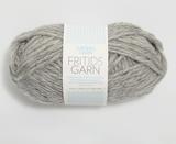 Fritids Garn, Hather Grey 1042