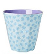 Melamine Medium cup with Stardust print from Rice.dk