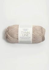 Tynn Line, Light Beige 2331, Sandnes Garn from Norway