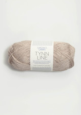 Tynn Line, Light Beige 2331, Sandnes Garn from Norway