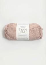 Tynn Line, Powder Rose 3511, Sandnes Garn from Norway