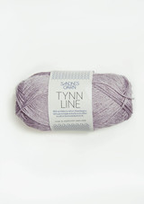 Tynn Line, Light Lilac 4620, from Sandnes Garn from Norway