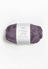 Tynn Line, Dusty Lilac 5052 from Sandnes Garn in Norway