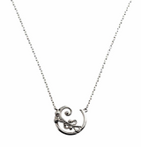 Huldresolv in the US, Huldresolv necklace, Fabel Necklace from Huldresovl, Norwegian Jewelry Sterling silver