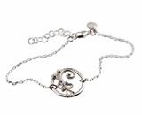 Bracelet, Fabel Bracelet from Huldresolv, Sterling silver jewelry from Norway, Norwegian made