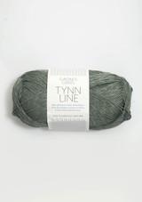 Tynn Line Dusty Green 8561, Sandnes Garn, Norwegian made yarn