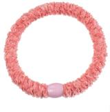 Kknekki Velvet Old Pink hair ties from Bon Dep in Norway