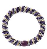 Kknekki, mix purple, hair ties from Bon Dep in Norway