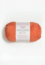 Mandarin Petit, Orange 3316