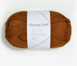 Spot, Spøt Autumn 2546, Alpaka and Merino wool from Sandnes Garn in Norway,  Klompe Lompe from Norway