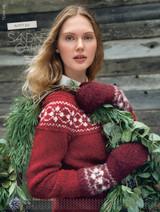 Sandnes Garn Tema 66, Putty Jul, Putty Christmas patterns, holiday pattern book