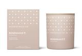 Rosenhaven Scented candles,  Rose scent, Skandinavisk design,  Candles from Denmark