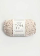 Tynn Line, Tynn Line Kitt 1015, Putty 1015, Linnen cotton yarn, Sandnes Garn, Sandnes Yarn from Norway, Norwegian yarn, Sandnes Garn in the US