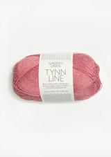 Tynn Line, Rose 4323, Sandnes Garn, Norwegian Yarn, Sandnes Garn from Norway, Sandnes Garn in the US