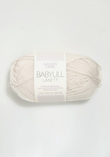 Babyull Lanett, Putty 1015, Sandnes Garn Babyull Lanett, Sandnes Garn from Norway, Norwegian yarn, Sandnes Garn in the US
