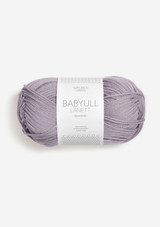 Babyull Lanett, Dusty lilac 4631, Sandnes Garn from Norway, Norwegian Yarn, Sandnes Garn in the US