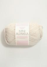 Mini Alpakka Putty 1015, Sandnes Garn in the USA, Sandnes Garn Mini Alpakka,  Petit knit yarn in the USA