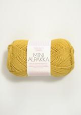 Mini Alpakka Corn 2015, Mini Alpakka from Sandnes Garn, Sandnes Garn in USA, Petit Knit